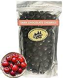 Dark Chocolate Covered Cherries – Fruity Cherries...