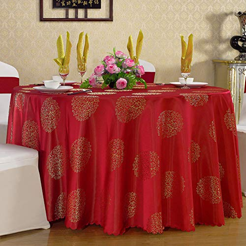 JIAJU Nappe CotonNappe Anti-Taches Style Moderne Nappe Enduite pour Table à Manger/Terrase/Sallon/Jardin/Pique-Nique,Nappe Tissu Lavable Entretien Facile Résistant