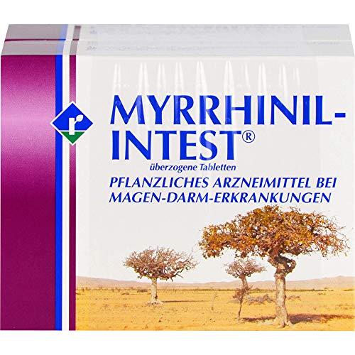 MYRRHINIL-INTEST überzogene Tabletten, 200 St. Tabletten