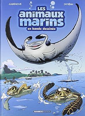 Les animaux marins en BD - tome 03