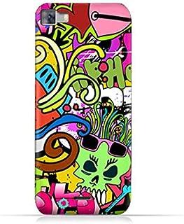 Infinix Zero 3 X552 TPU Silicone Protective Case with Graffiti Hip Hop 2 Design