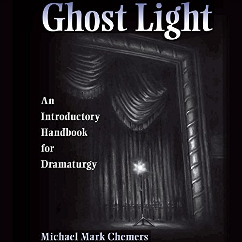 Ghost Light audiobook cover art