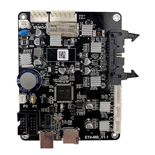 kokiya Actualización de la Placa Principal silenciosa con TMC2208 256 para la Impresora 3D Anet ET4 Pro Motherboard Mudo