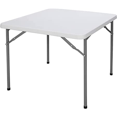 Lina Folding Table Color : A Square Table Folding Table Multifunctional Simple Portable Outdoor Table