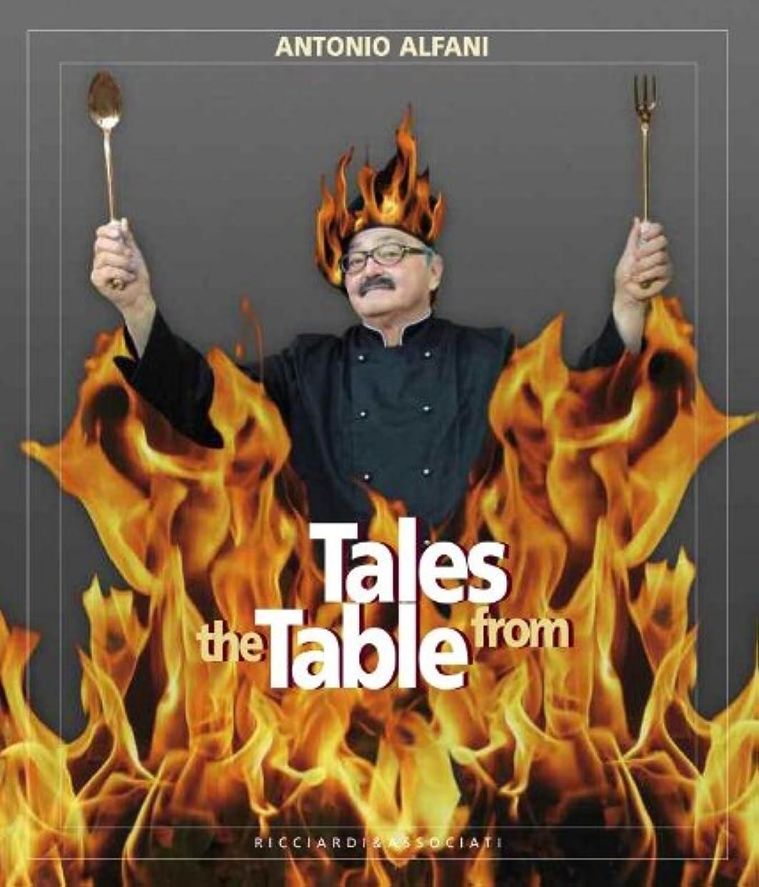 テレビを見る騙すマントルTales from the Table (English Edition)