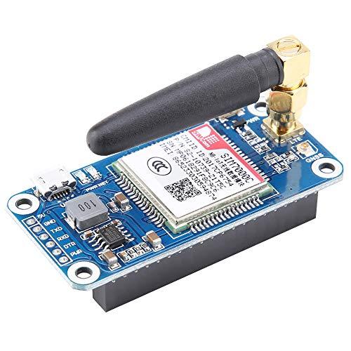 Erweiterungskarte für Raspberry Pi Zero/Zero W/Zero WH / 2B / 3B / 3B +, unterstützt TCP, UDP, PPP, HTTP, FTP, MQTT, SMS, Mail