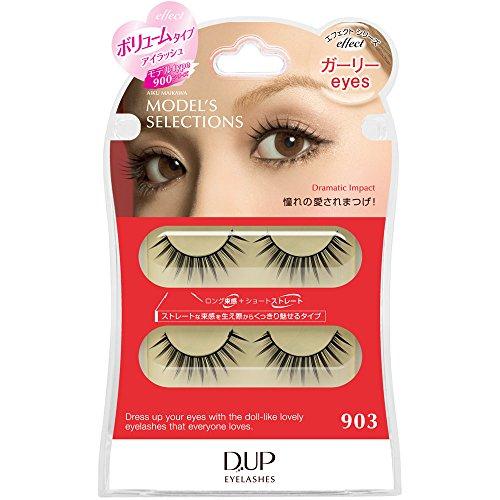 D.U.P Eyelashes Gurley Eyes 901 [Badartikel]