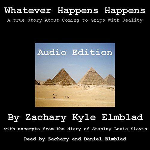 Whatever Happens Happens audiobook cover art