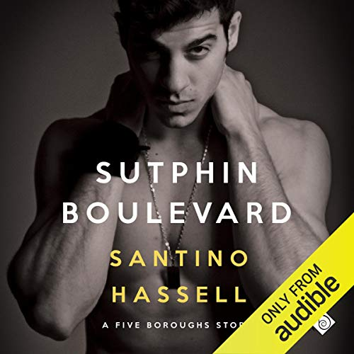 Sutphin Boulevard Audiobook By Santino Hassell cover art