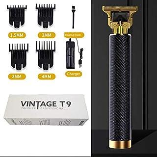 Retro Electric Shaver Cordless Men Hair Trimmer Clipper Barber Salon Edge Wireless Oil Head Beard Razor (stay 1)
