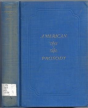 Hardcover American Prosody Book