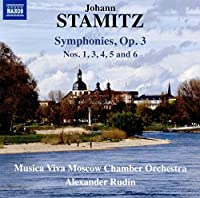 Symphonies Op.3