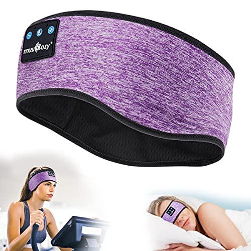 MUSICOZY  Sports Sleep Headphones