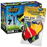 Stomp Rocket Stunt Planes and Bonus Party Pack