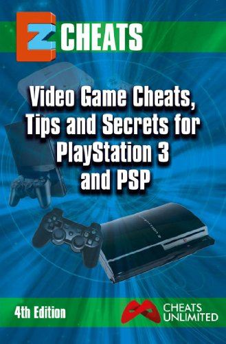 EZ Cheats For PlayStation 3 & PSP. 4th Edition (EZ Cheats Series) (English Edition)