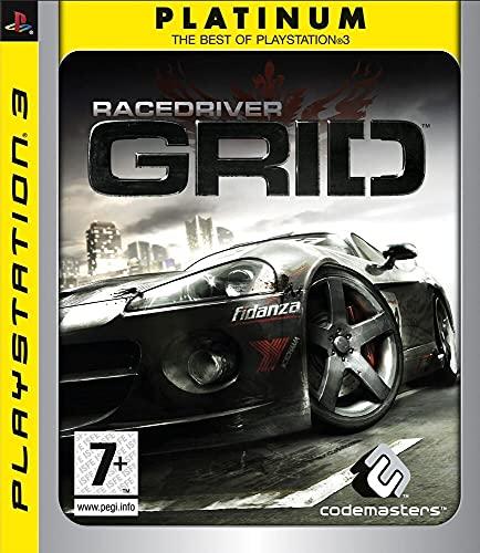 RACE DRIVER, Grid Platinum [Importación Inglesa]