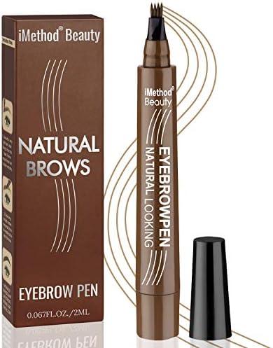 Eyebrow Pen iMethod Upgrade Eyebrow TattooPen Eyebrow Makeup Long Lasting Waterproof and Smudge product image