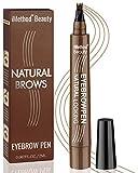 iMethod Eyebrow Pen - Upgrade Eyebrow Pen, Eyebrow Makeup, Long Lasting, Waterproof and...
