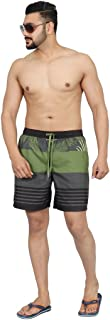 Viva Sports BS-004 Men's Beach Shorts (Green)