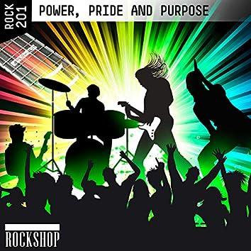 Power, Pride and Purpose - Extreme Hybrid Metal