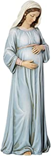 Avalon Gallery Mary Mother of God Resin Figurine Statue, 7 Inch