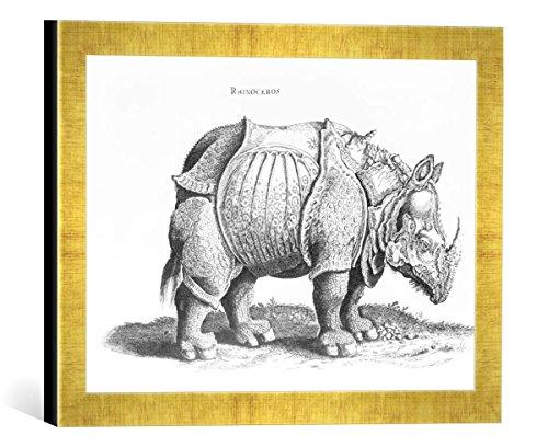 Gerahmtes Bild von nach Albrecht Dürer