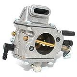 SeekPro Carburador para Stihl 0646666 MS650 MS650R MS650 Magnum MS660 MS660W MS660 Magnum Chainsaw MPN 1122 120 0621 1122 120 0623 Walbro WJ-67A WJ-76A WJ-67B Zama C3A-S31 Tillotson HS-320A
