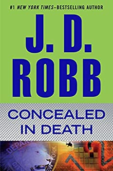 Hardcover Concealed in Death Book