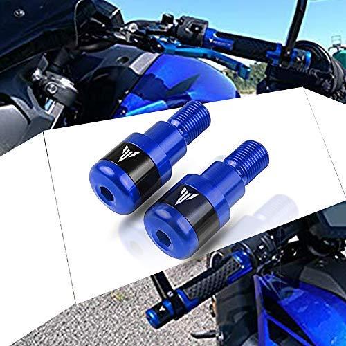 Contrapesos Manillar Extremo de Manillar para Yamaha MT01 MT