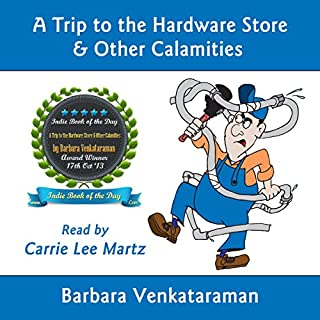 A Trip to the Hardware Store & Other Calamities audiobook cover art