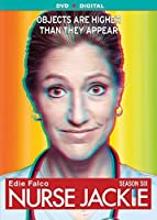 Nurse Jackie Season 6 [DVD] [Import]