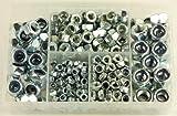 Ecrous freins (NYLSTOP) assortis DIN 985-335 écrous