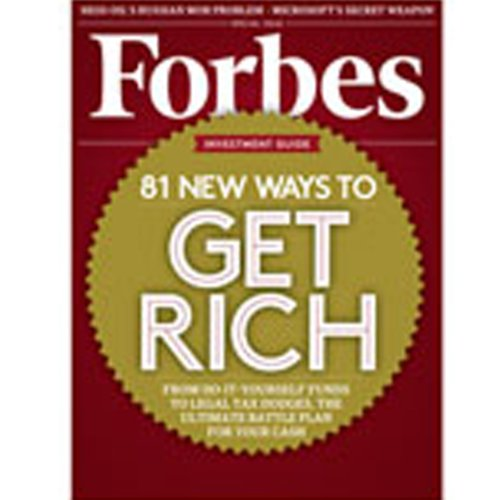 Forbes, June 11, 2012 cover art