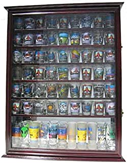 Best shot glass holder cabinet Reviews