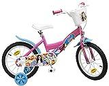 Toimsa Disney Princess Vélo 16' modèle Soy Luna 5-8 Ans, 591