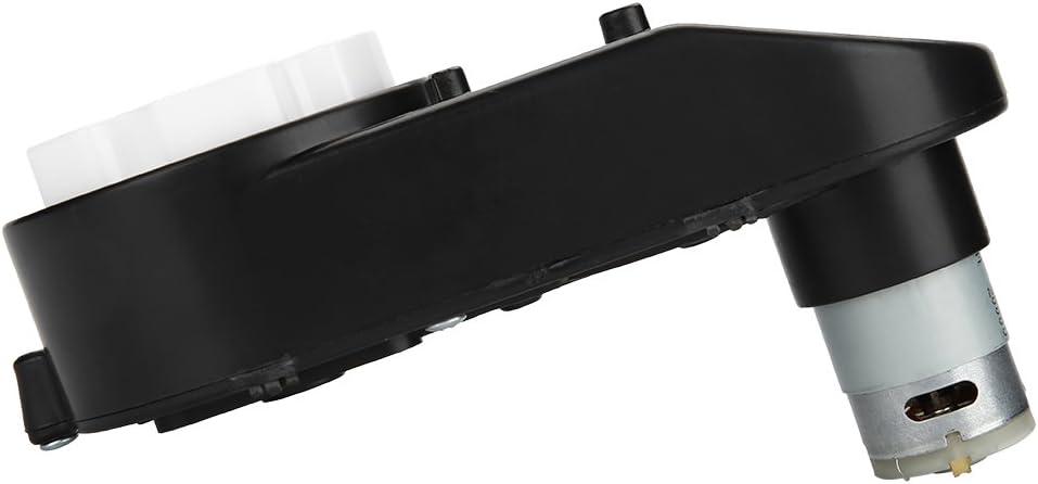 Kid Car Gear Box RS390 Motor el/éctrico Caja de Cambios 6V//12V 12000-20000RPM para ni/ños Coche de Juguete 6V 18000RPM