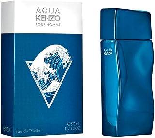 Kenzo Aqua Pour Homme Men'S Eau De Toilette, 50 Ml