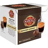 Marcilla Espresso Intenso Cápsulas de café - 3 paquetes x 14 cápsulas - Total: 42...
