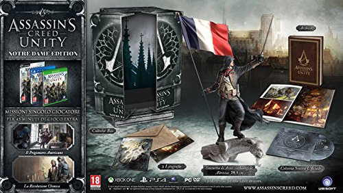 Assassin's Creed: Unity Notre Dame Edition PS4