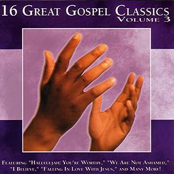 16 Great Gospel Classics Volume 3