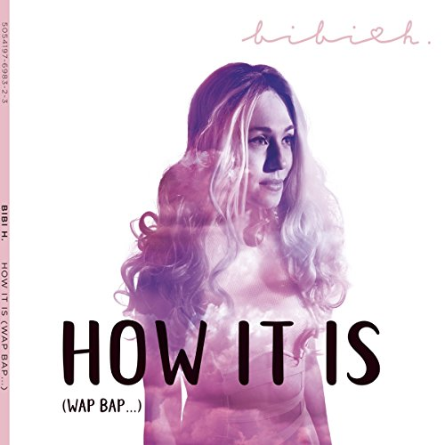 How It Is (Wap Bap...) (inkl. Stickerbogen)