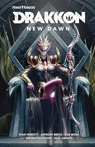 Power Rangers: Drakkon New Dawn Vol. 1