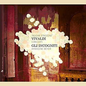 """Vivaldi: Concerti """"Nuova Stagione"""""""