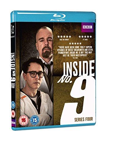 Inside No. 9 Series 4 BD [Blu-ray] [2017]
