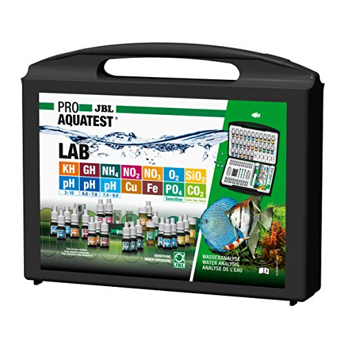 Jbl -   Wassertest-Koffer,