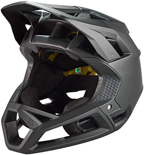 FOX Enduro MTB-Helm Proframe Schwarz Gr. XL