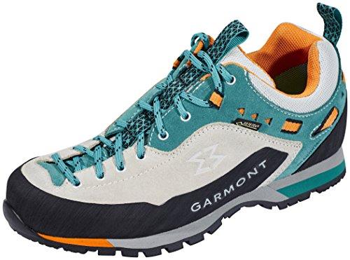 GARMONT Dragontail LT GTX Women Größe UK 5 Light Grey/Teal Green