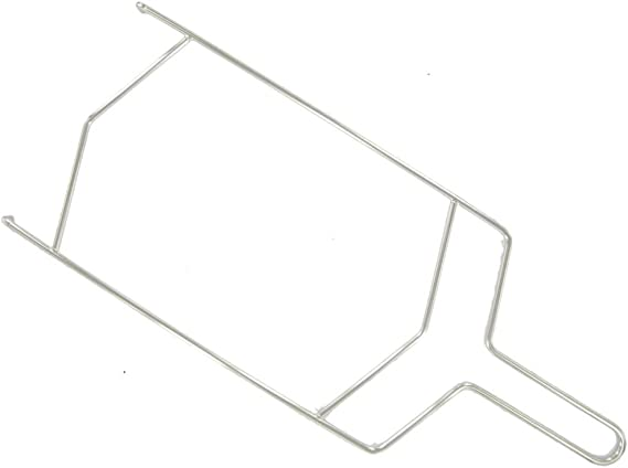 Miroil | BF1A Frame Only | Holder For MirOil Filter Bags | Part 02655 | Filter Fry Oil | Use with EZ Flow Filter Assembly Filter Bags | Durable