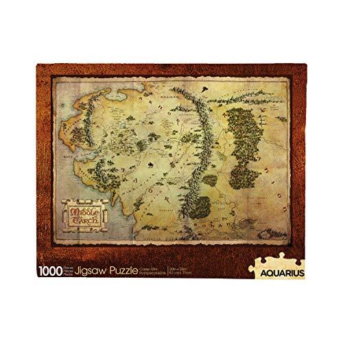 AQUARIUS- Puzzle, Multicolor (65388)