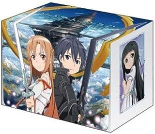 Bushiroad Sword Art Online SAO AZUNA Kirito Deck Holder Card Box MTG YuGiOh Vanguard Vol.137